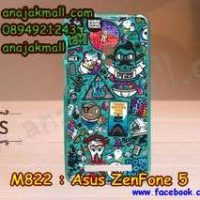 M822-19 เคสยาง ASUS ZenFone 5 ลาย JinUp