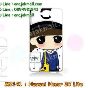 M2141-26 เคสแข็ง Huawei Honor 3C Lite ลาย ซียอง