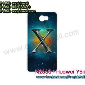 M2660-29 เคสแข็ง Huawei Y5ii ลาย Super X