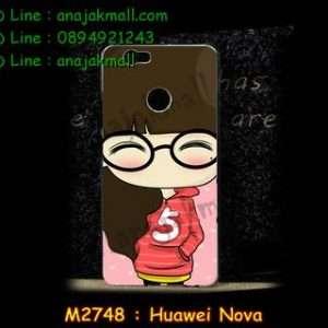 M2748-20 เคสแข็ง Huawei Nova ลายฟินนี่
