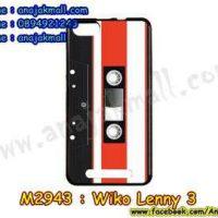 M2943-35 เคสยาง Wiko Lenny 3 ลาย Tape 01