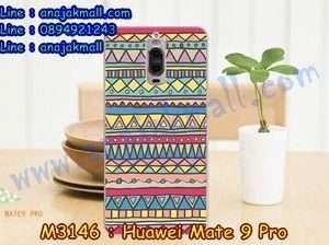 M3146-25 เคสแข็ง Huawei Mate 9 Pro ลาย Graphic IV
