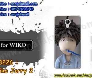 M3226-20 เคสยาง Wiko Jerry 2 ลาย Boy