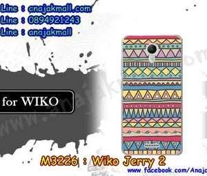 M3226-22 เคสยาง Wiko Jerry 2 ลาย Graphic IV
