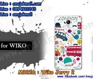 M3226-23 เคสยาง Wiko Jerry 2 ลาย London