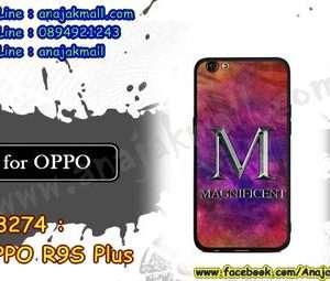 M3274-03 เคสยาง OPPO R9S Plus/R9S Pro ลาย Magnificent
