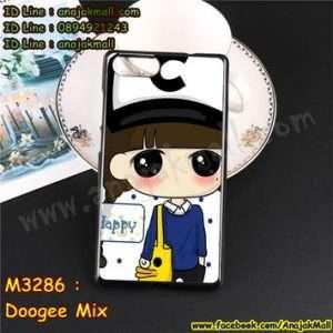 M3286-05 เคสยาง Doogee Mix ลายซียอง