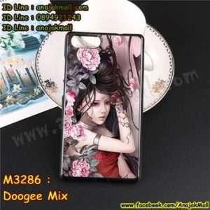 M3286-10 เคสยาง Doogee Mix ลาย Laminia