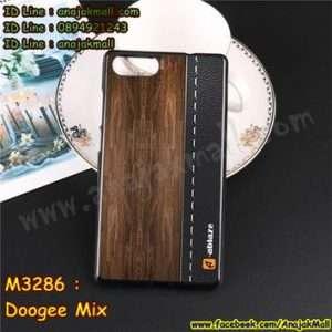 M3286-19 เคสยาง Doogee Mix ลาย Classic 01