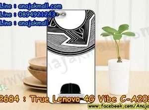 M2684-41 เคสยาง True Lenovo 4G Vibe C ลาย Alio