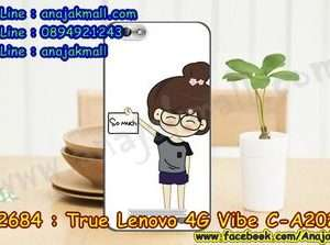 M2684-43 เคสยาง True Lenovo 4G Vibe C ลาย Women Love X01