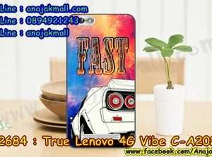 M2684-44 เคสยาง True Lenovo 4G Vibe C ลาย Fast 01