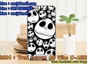 M2684-50 เคสยาง True Lenovo 4G Vibe C Skull 05