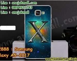 M2888-24 เคสแข็ง Samsung Galaxy A5 (2017) ลาย Super X