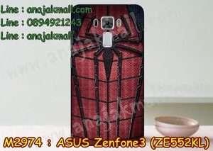 M2974-19 เคสแข็ง Asus Zenfone 3 – ZE552KL ลาย Spider V