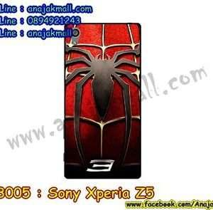 M3005-24 เคสแข็ง Sony Xperia Z5 ลาย Spider