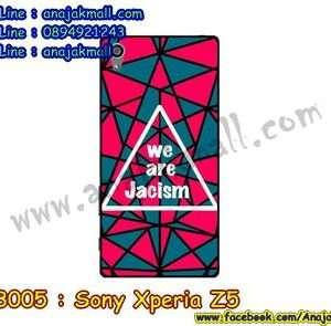 M3005-26 เคสแข็ง Sony Xperia Z5 ลาย Jacism
