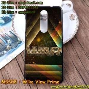 M3308-14 เคสยาง Wiko View Prime ลาย War 01
