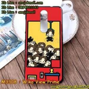 M3308-15 เคสยาง Wiko View Prime ลาย Game 01