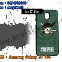 M3355-06/MX เคสแข็งดำ Samsung Galaxy J7 Pro ลาย Onepiece 21