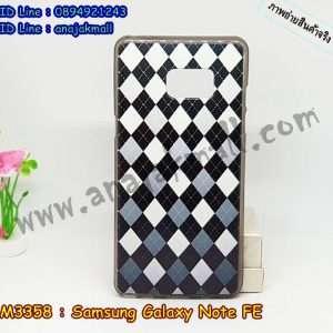 M3358-01 เคสยาง Samsung Note FE ลาย Classic 03