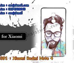 M3391-06 เคสยาง Xiaomi Redmi Note 4 ลาย Don