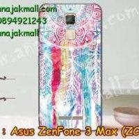 M2827-21 เคสแข็ง Asus Zenfone 3 Max - ZC520TL ลาย Wool Color