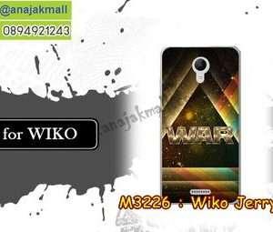 M3226-27 เคสยาง Wiko Jerry 2 ลาย War
