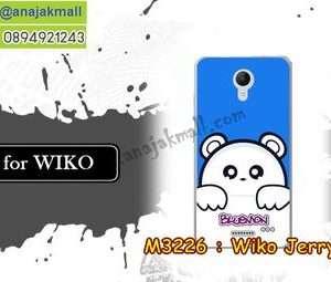 M3226-28 เคสยาง Wiko Jerry 2 ลาย Bluemon