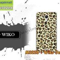 M3226-34 เคสยาง Wiko Jerry 2 ลาย Leopard YW
