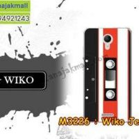 M3226-35 เคสยาง Wiko Jerry 2 ลาย Tape 01