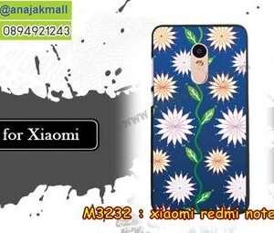 M3232-21 เคสแข็ง Xiaomi Redmi Note 4 ลาย Vector I