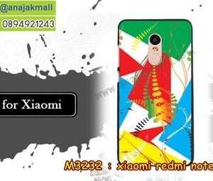 M3232-24 เคสแข็ง Xiaomi Redmi Note 4 ลาย ColorPlant