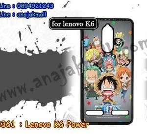 M3361-05 เคสแข็ง Lenovo K6 Power ลาย Onepiece 24