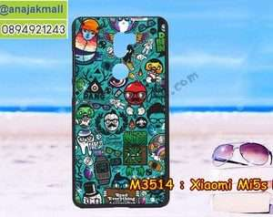 M3514-02 เคสแข็ง Xiaomi Mi5s Plus ลาย JinUp