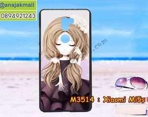 M3514-04 เคสแข็ง Xiaomi Mi5s Plus ลาย Primny