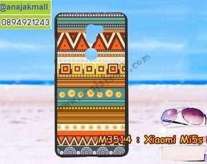 M3514-06 เคสแข็ง Xiaomi Mi5s Plus ลาย Graphic II