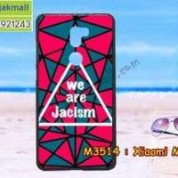 M3514-07 เคสแข็ง Xiaomi Mi5s Plus ลาย Jacism