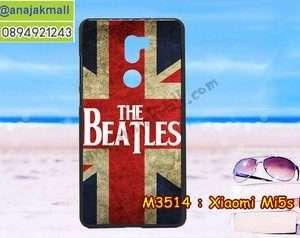 M3514-10 เคสแข็ง Xiaomi Mi5s Plus ลาย Beatles