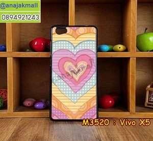 M3520-04 เคสแข็ง Vivo X5 Pro ลาย HeartBeat