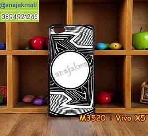 M3520-06 เคสแข็ง Vivo X5 Pro ลาย Rowel