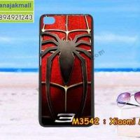 M3542-06 เคสแข็ง Xiaomi Mi5s ลาย Spider