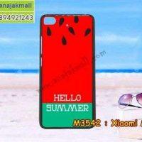 M3542-08 เคสแข็ง Xiaomi Mi5s ลาย Summer 01