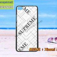 M3542-09 เคสแข็ง Xiaomi Mi5s ลาย Supreme X01