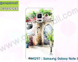 M1297-37 เคสแข็ง Samsung Galaxy Note Edge ลาย Nature X11