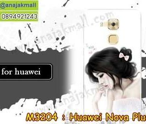 M3204-24 เคสแข็ง Huawei Nova Plus ลายเจ้าหญิงนิทรา