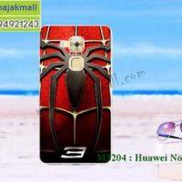 M3204-26 เคสแข็ง Huawei Nova Plus ลาย Spider