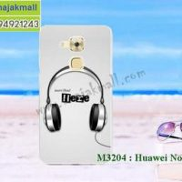 M3204-28 เคสแข็ง Huawei Nova Plus ลาย Music