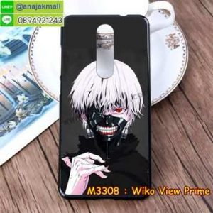 M3308-24 เคสยาง Wiko View Prime ลาย Ghoul 01