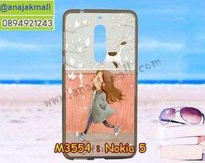 M3554-10 เคสยาง Nokia 5 ลาย Mohiko